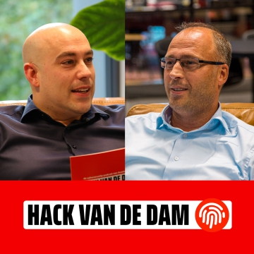 Hack van de dam - Cybersecurity podcast