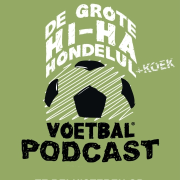 Hi Ha Hondelul Voetbal Podcast