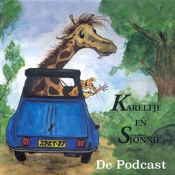 Kareltje en Sjonnie De Podcast